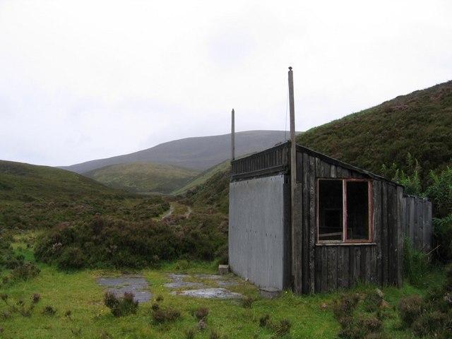 Picnic Hut in Glen Fiddich
