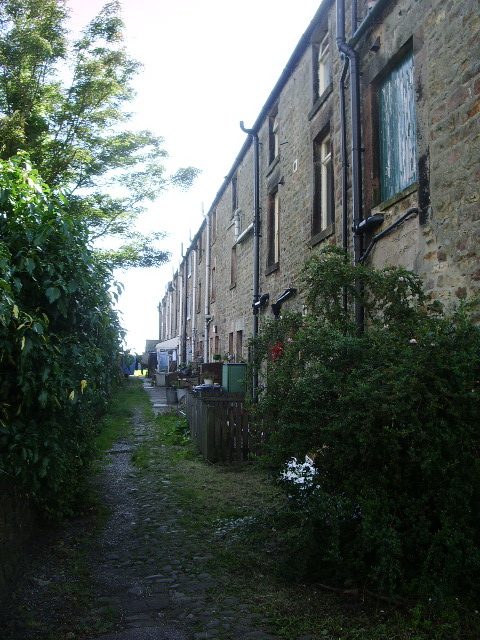 Corless Cottages (rear)