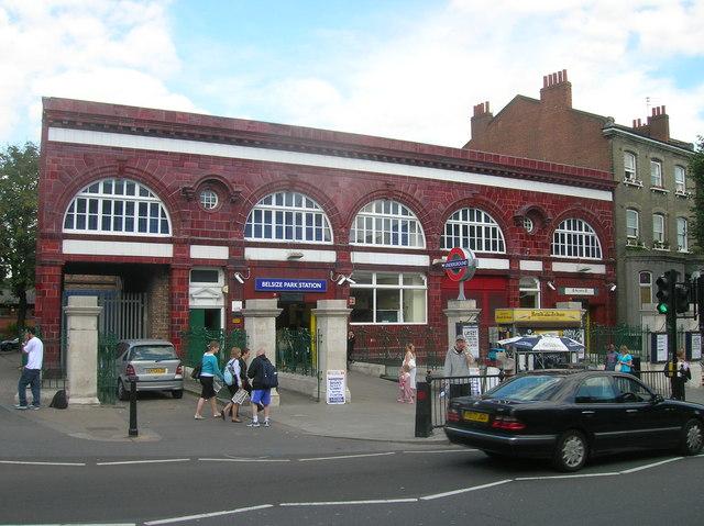 Belsize Park Station