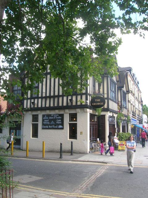 The George, Haverstock Hill, London NW3
