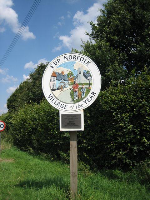 EDP Village of the Year 2005: Beeston
