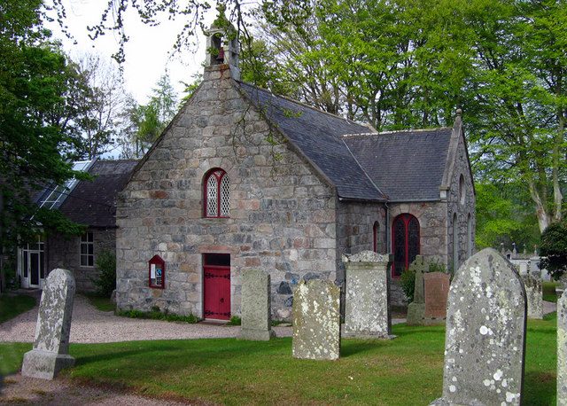 Kirkton of Maryculter Church