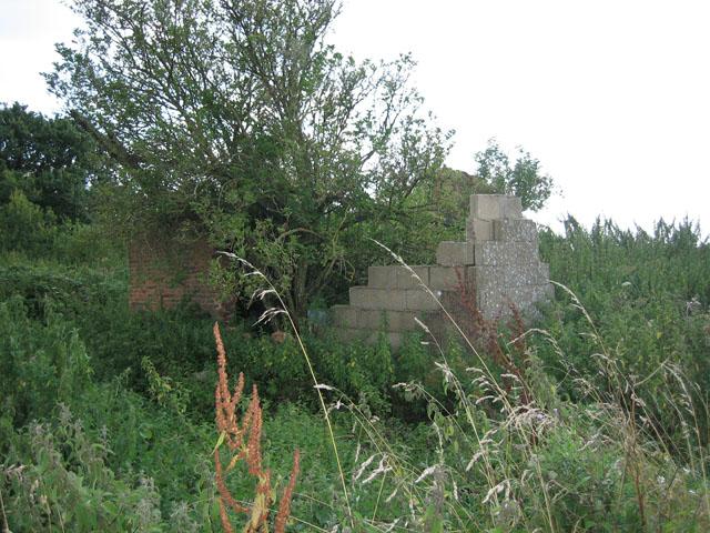 Dykemoor Barn (derelict)