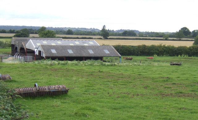 Barns at Orchard Laver Farm