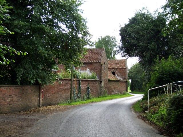 Manor House, Langton