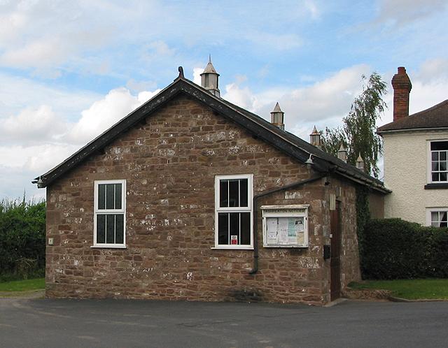 Village Hall at Ashperton