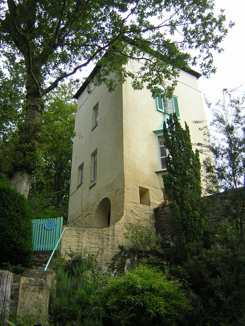 Telfords Tower at Portmeirion