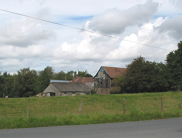 Farm buildings at Ford