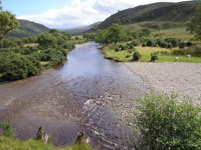 Rhiddoroch River