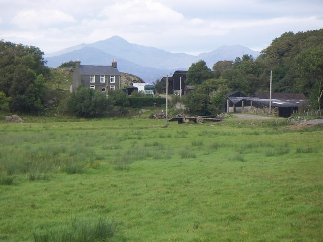 Farm on Hir Ynys