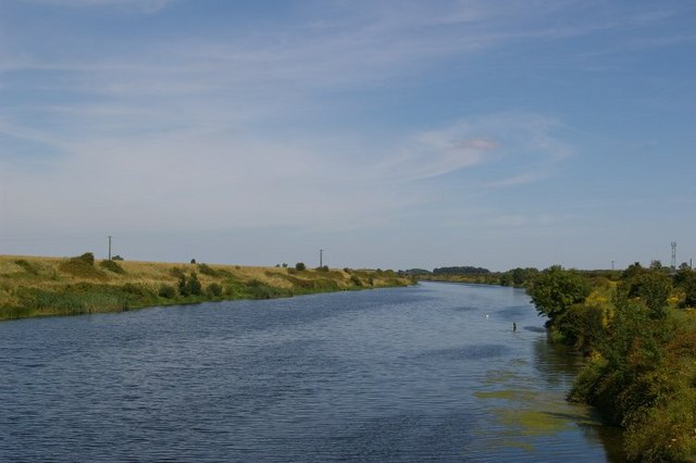 The Great Ouse Cutoff Channel