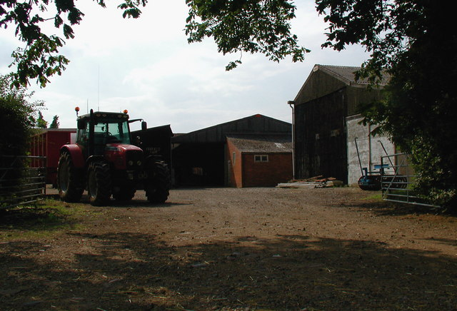 Fairfield Farm, Flinton