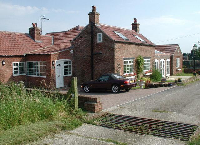 Grange Cottage, Flinton