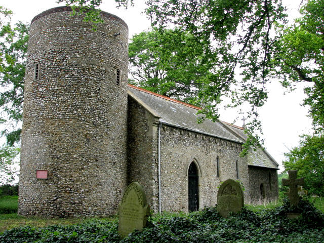 All Saints' church, Barmer