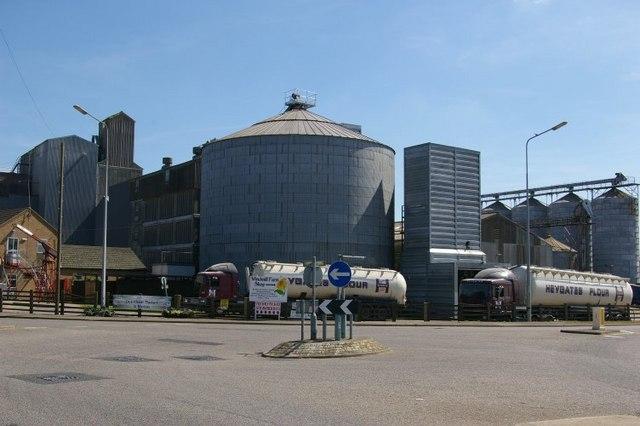 Heygates Flour Mill
