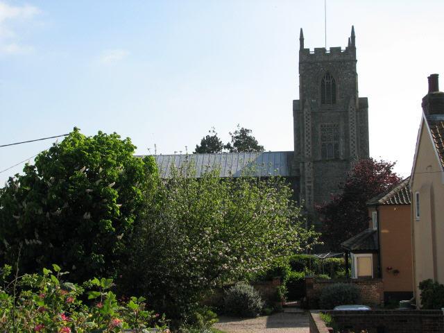 St Mary's church, North Elmham