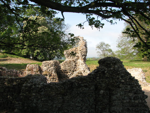 Ruins of the Bishop's Chapel