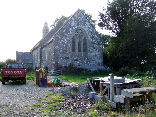 Converted church Eglwyswen