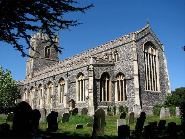 Holy Trinity, Loddon