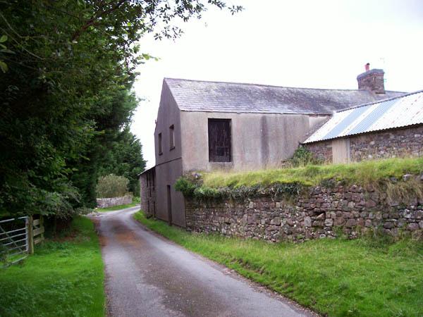 Old mill building, Godregarreg