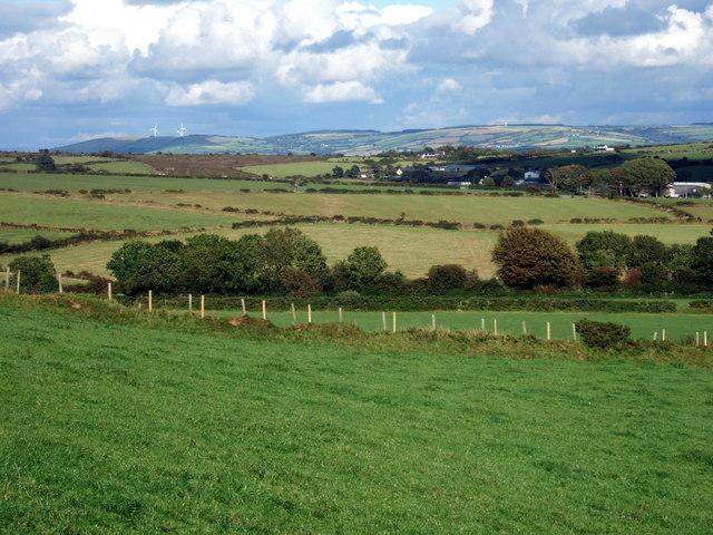 Pembrokeshire uplands
