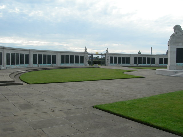 Chatham Naval Memorial (Inside)