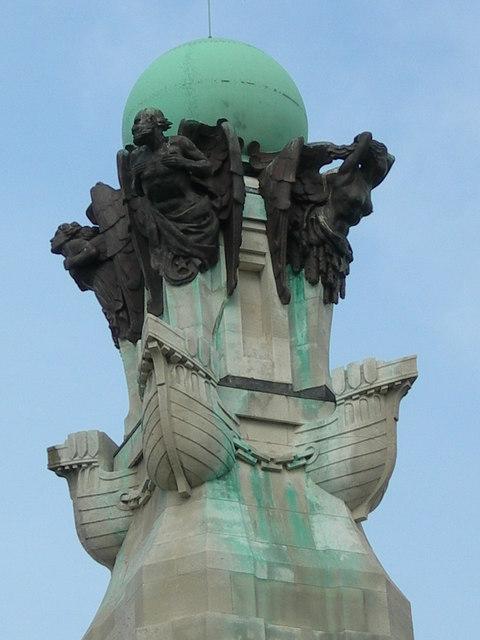 Chatham Naval Memorial (top)
