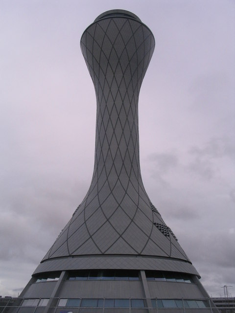 Edinburgh Airport - Control Tower