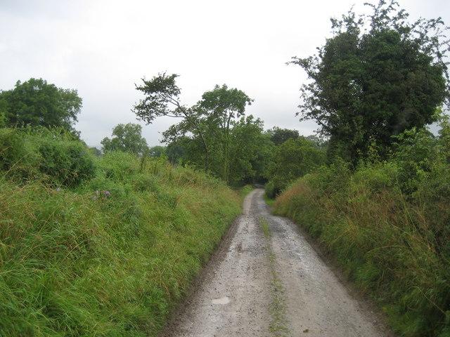 On Kirk Syke Lane