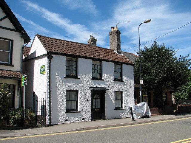Chepstow - Vine Cottage in Bridge Street