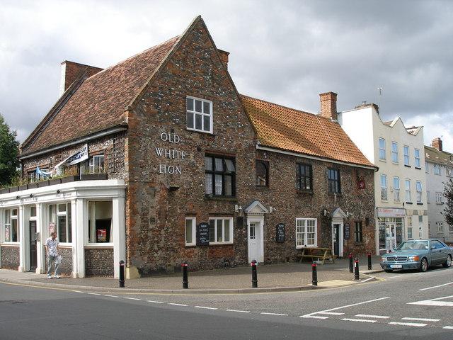 The Old White Lion Pub