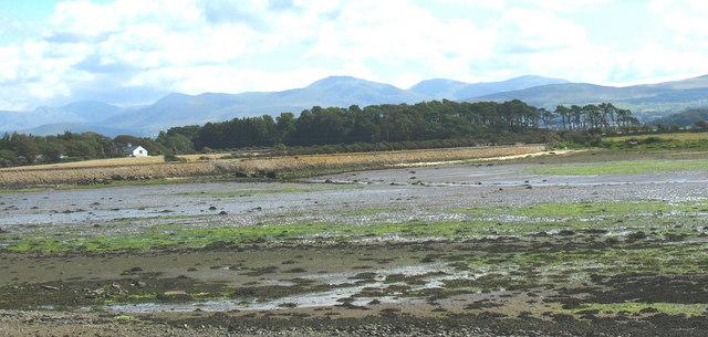 The Rhuddgaer inlet