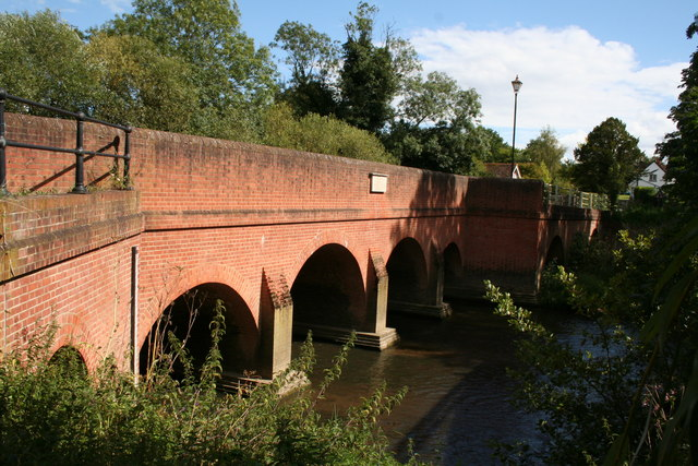 The Borough Bridge, Brockham, Surrey