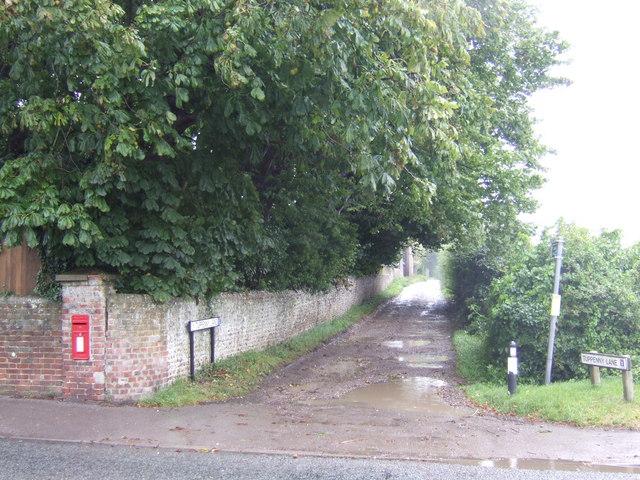 Tuppenny Lane