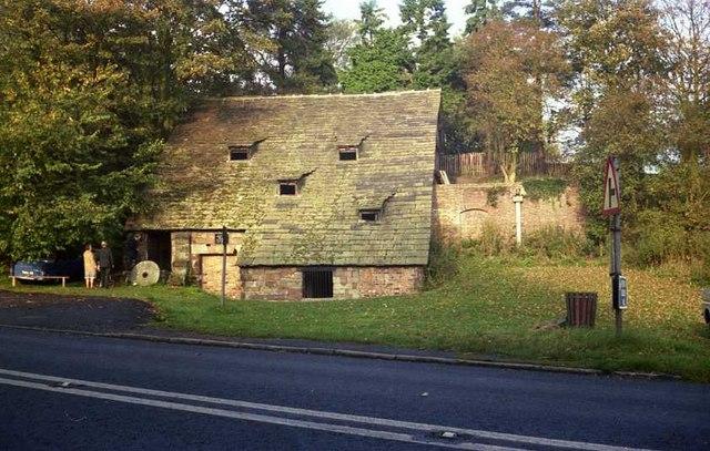 Nether Alderley Mill - 1977