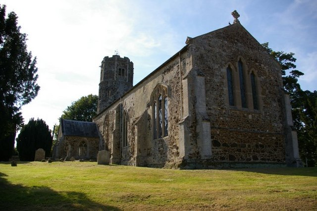 St Mary's Church, Bexwell