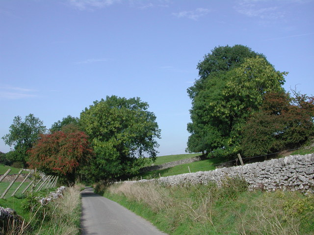 Weaddow Lane, near Middleton