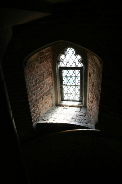 Tattershall castle window