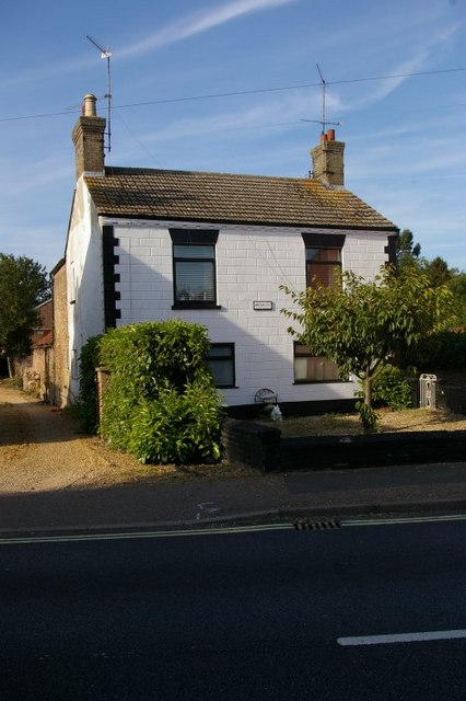 Handsome house on outskirts of Downham Market