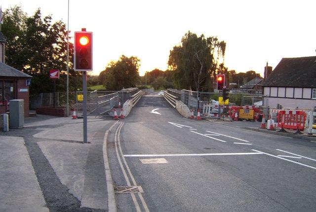 Bailey Bridge Ludlow