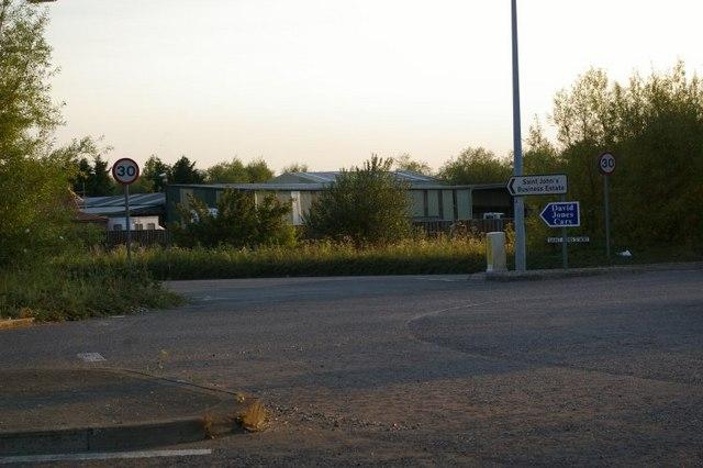 St James' Business Park