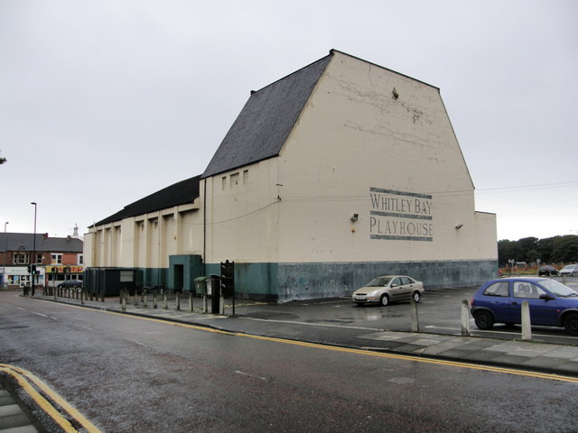 Playhouse Theatre from Rear