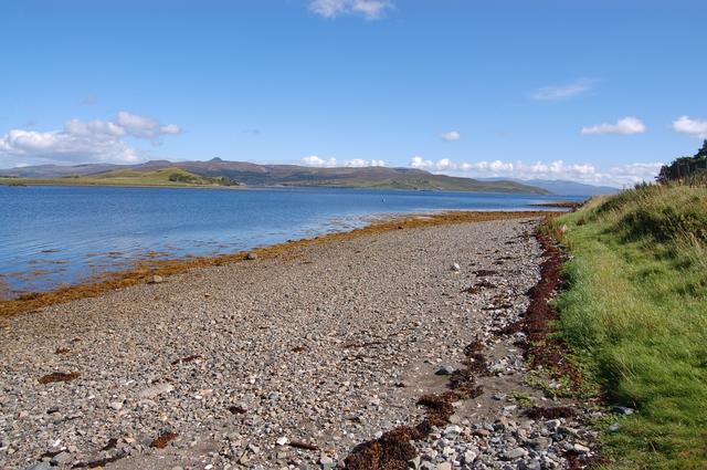 Shore of Loch Sligachan