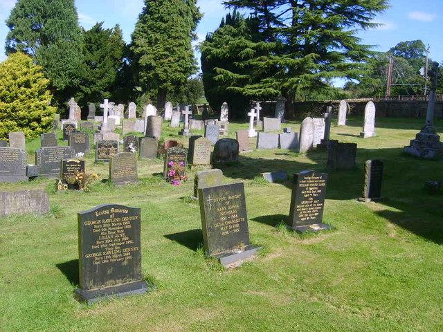 Holy Trinity Churchyard, Eggleston