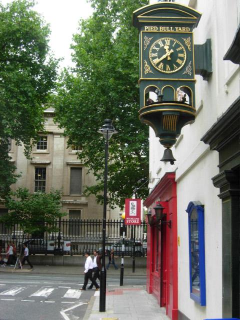 Bury Place, Bloomsbury