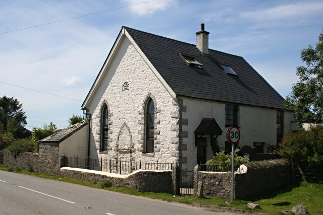 Converted Methodist Chapel in Minions