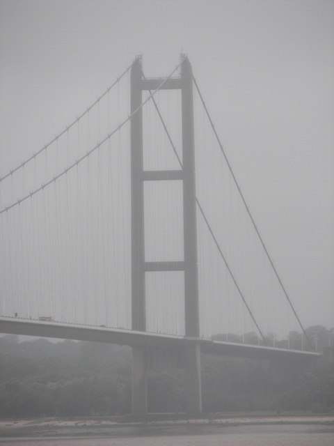 Humber Bridge - North Tower