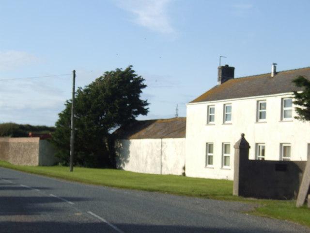 Wallaston Farm House