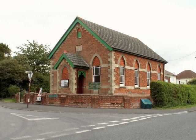 Saxon Street Methodist Church
