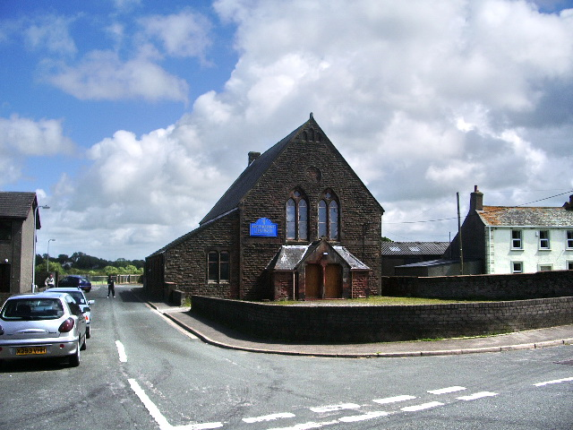 Methodist Church, Dearham
